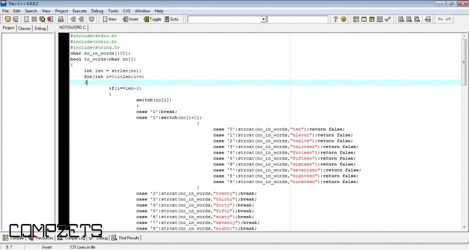 Dev C 4 9 9 2 Free Download