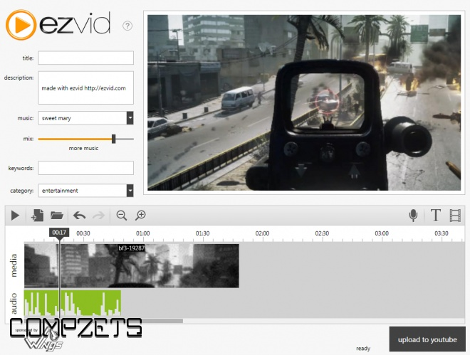 How to Download and Use Ezvid for Editing and Recording Video