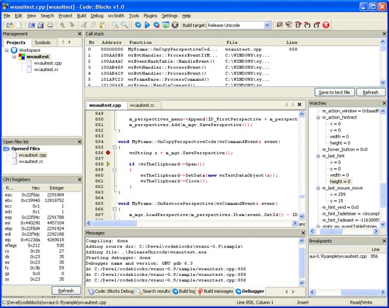 Code Blocks 10.05 Free Download