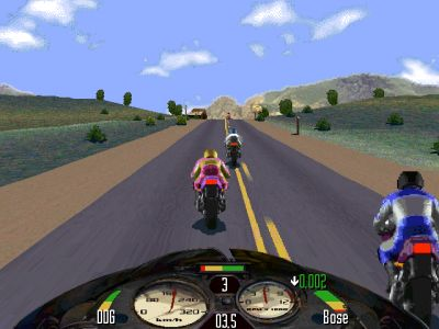 Road Rash Motorcycle Game - Free downloads and reviews